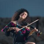 TaniaVinokur by OfirHarel 1 - Tania Violin